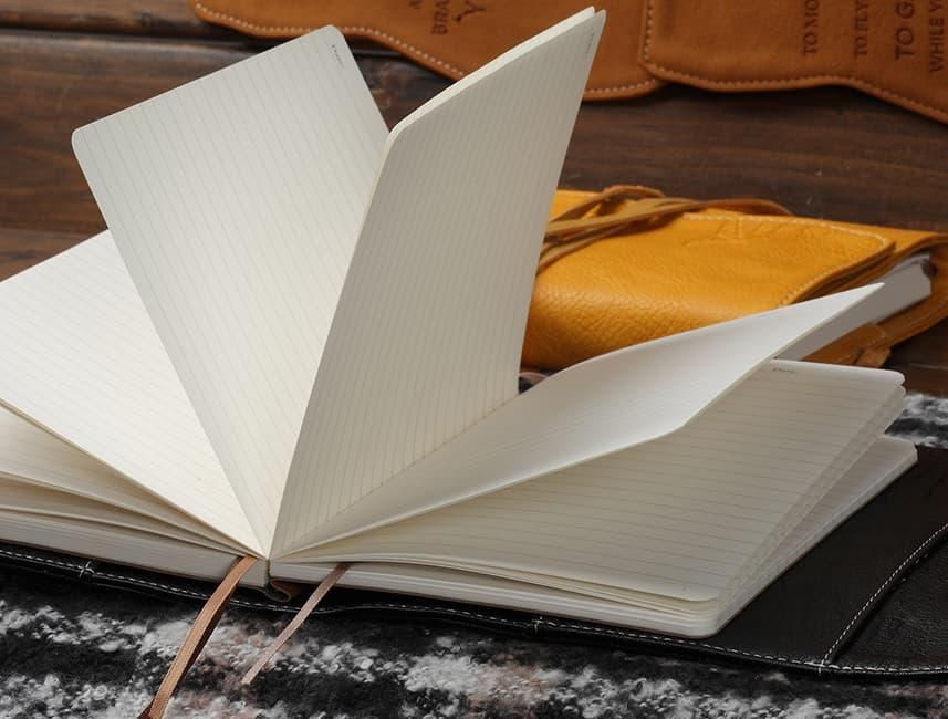 VALERY b6 NOTEBOOK REFILL-available in lined and unlined pages